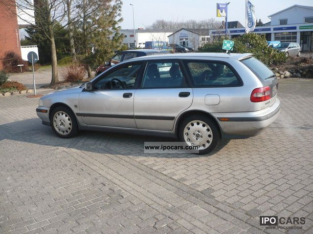 2000 Volvo V40 T4 related infomation,specifications - WeiLi Automotive Network