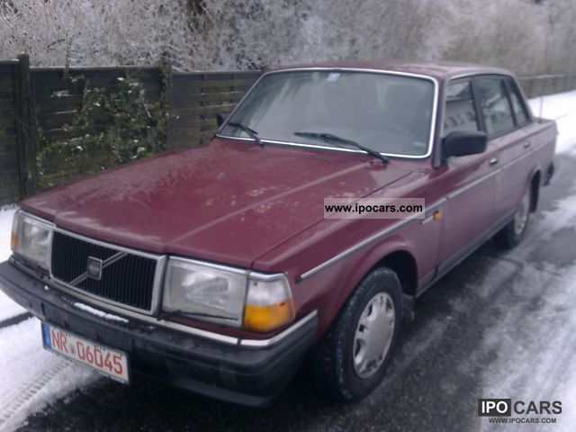 1989 Volvo  244 GLD Limousine Classic Vehicle photo