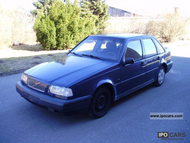 1995 Volvo  440 air-1.8i - HU: 05/2012 - Limousine Used vehicle photo