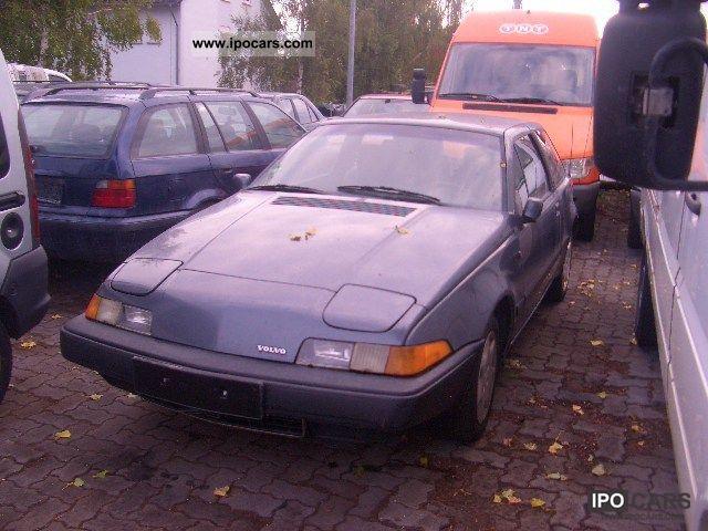 1992 Volvo 480 Es Car Photo And Specs