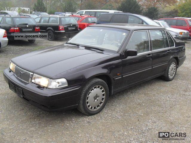 1996 Volvo  960 2.5-24V Limousine Used vehicle photo