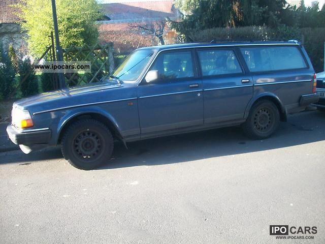 1991 Volvo  240 Estate Car Used vehicle photo