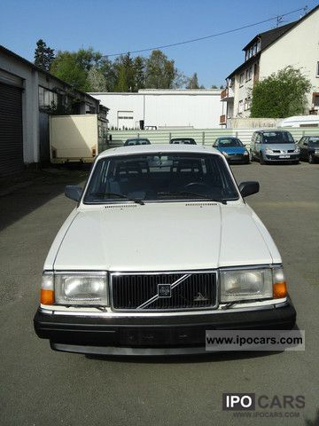 1989 Volvo  244 LIMO-AUTOM ATIK Limousine Used vehicle photo