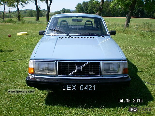 1980 Volvo  244 Limousine Used vehicle photo