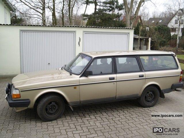 1989 Volvo  240 Estate Car Used vehicle photo