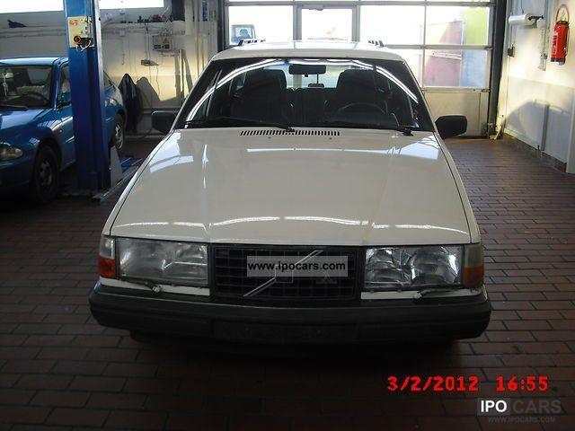 1989 Volvo  * 740 Turbo Intercooler * Estate Car Used vehicle photo