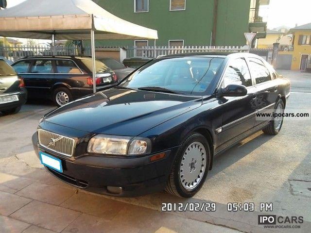 1999 Volvo  S80 Limousine Used vehicle photo