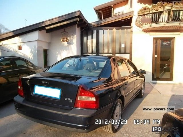 1999 volvo s80 owners manual