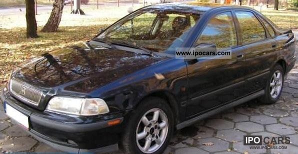 Volvo  S40 1997 Liquefied Petroleum Gas Cars (LPG, GPL, propane) photo