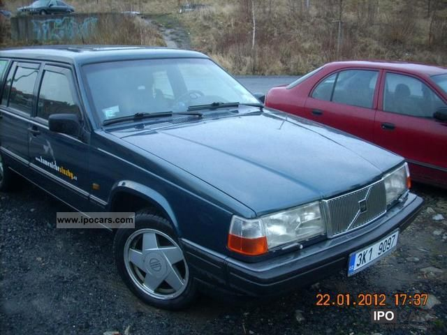 1990 Volvo  2.4 TD Estate Car Used vehicle photo