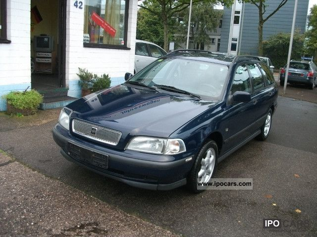 1999 Volvo V40 \ - Car Photo and Specs