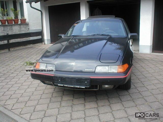 1988 Volvo 480 Turbo Sports car/Coupe Used vehicle photo 1