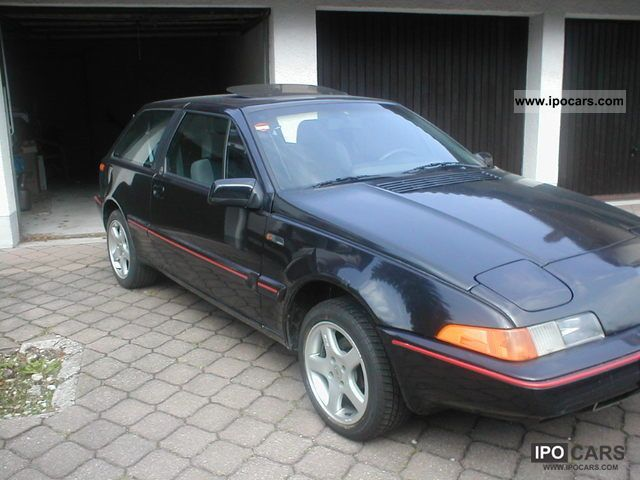 1988 Volvo 480 Turbo Sports car/Coupe Used vehicle photo 2