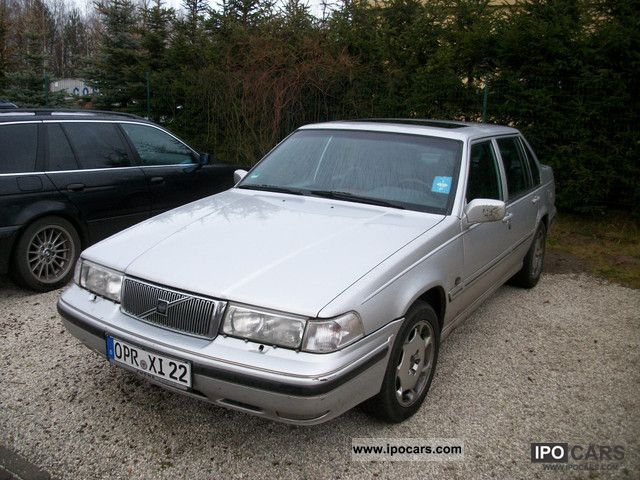 1998 Volvo S90 3.0 - Car Photo and Specs