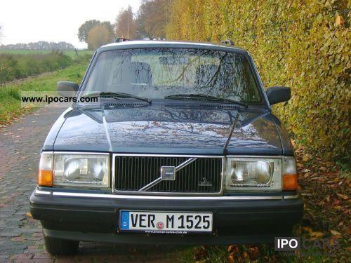 1991 Volvo  245 Estate Car Used vehicle photo