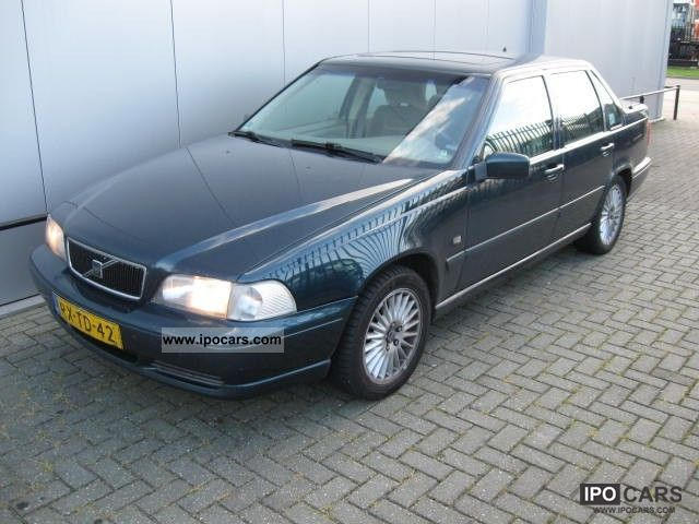 Volvo  S70 2.5 lpg/g3 whether airco 1997 Liquefied Petroleum Gas Cars (LPG, GPL, propane) photo