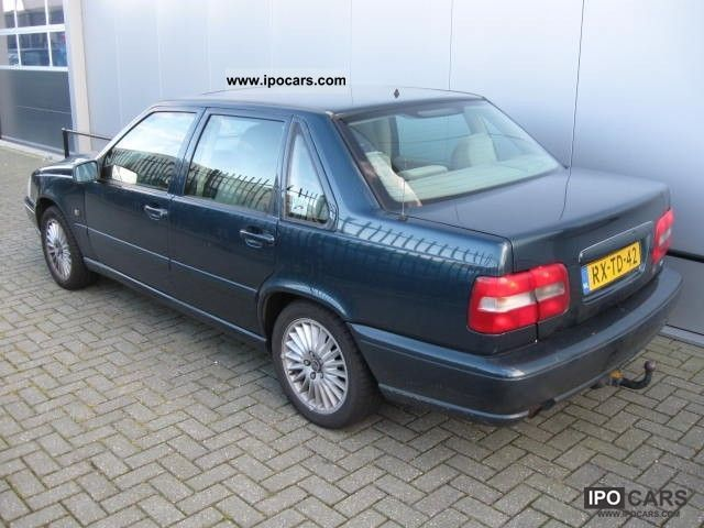 1997 Volvo S70 2.5 lpg/g3 whether airco - Car Photo and Specs