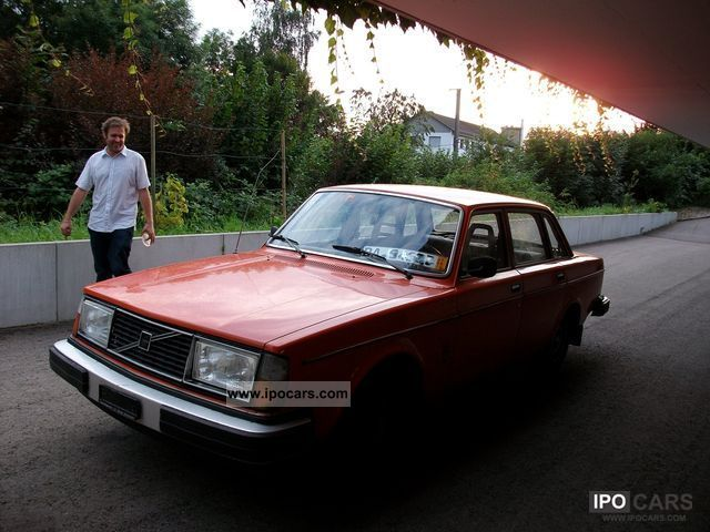 Volvo  244 GL-H-plates capable 1979 Vintage, Classic and Old Cars photo