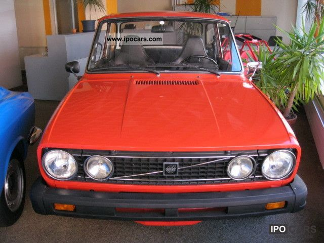 Volvo  66GL 1976 Vintage, Classic and Old Cars photo