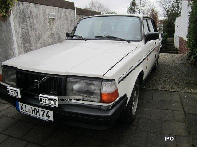 1987 Volvo  240 GLT 2013 244 Tüv Limousine Used vehicle photo