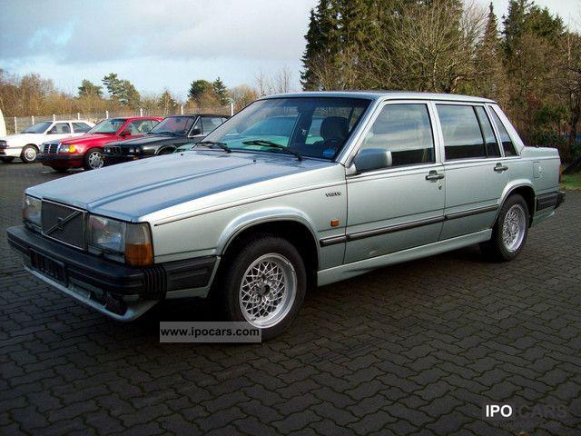 1986 Volvo  760 Turbo Intercooler Aut. Limousine Used vehicle photo
