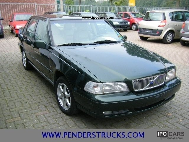 2000 volvo s70 2 4 sedan air leather car photo and. Black Bedroom Furniture Sets. Home Design Ideas