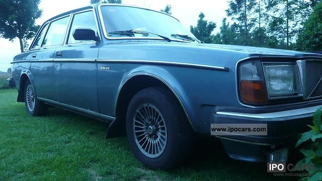 Volvo  Gle 264 1979 Vintage, Classic and Old Cars photo