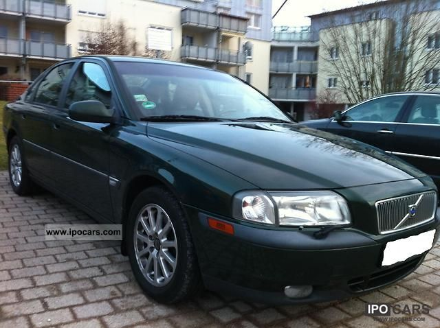 2000 Volvo  S80 2.9 Scheckheftgepflegt Limousine Used vehicle photo