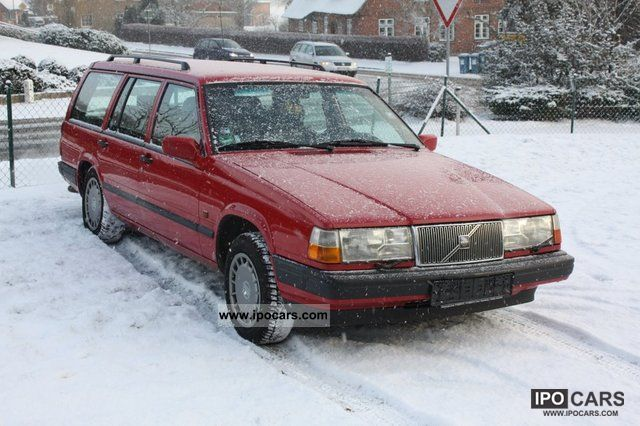 Volvo  940 2.3 ti 1996 Liquefied Petroleum Gas Cars (LPG, GPL, propane) photo