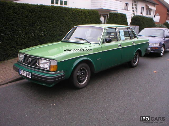 Volvo  244 GLE 1979 Vintage, Classic and Old Cars photo