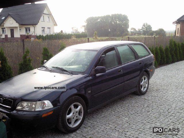 2003 Volvo V40 combi - Car Photo and Specs
