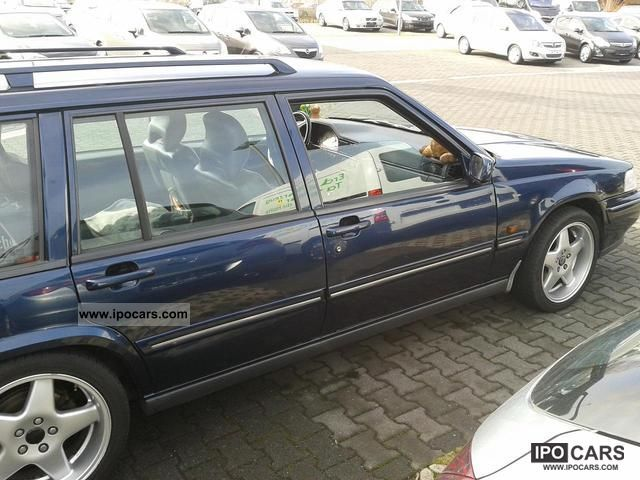 Service Manual How To Replace Headl Bulb 1996 Volvo 960