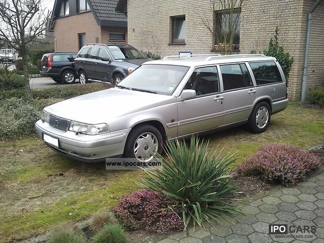 Volvo  960 3.0-24V Auto Couture 1996 Liquefied Petroleum Gas Cars (LPG, GPL, propane) photo