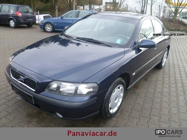 2001 Volvo  S60 2.4 Climate excellent condition Euro3 Limousine Used vehicle photo