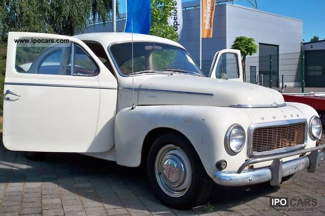 Volvo  544 2-door humpback 1964 Vintage, Classic and Old Cars photo