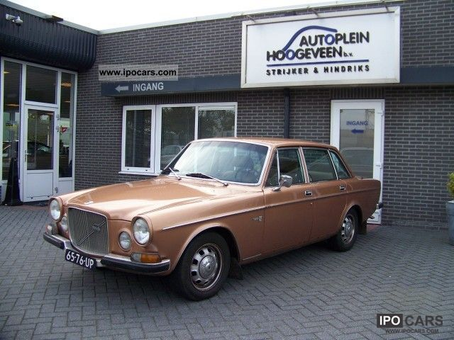 Volvo  OTHER 3.0 E 1972 Vintage, Classic and Old Cars photo