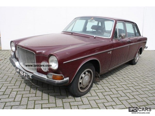 Volvo  164 3.0 - met lpg instalatie 1971 Liquefied Petroleum Gas Cars (LPG, GPL, propane) photo