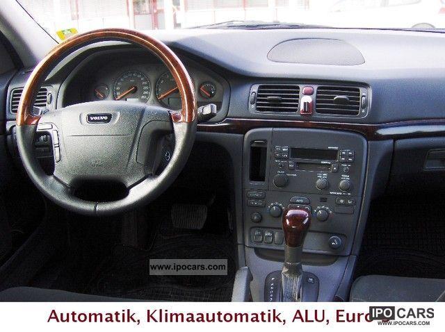 2000 volvo s80 2 4 ii manual automatic klimaaut alu euro3 car rh ipocars com volvo s80 2000 manual pdf 2000 volvo s80 repair manual