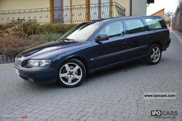 Volvo  V70 BENZYNA GAZ SERWIS OKAZA! 2001 Liquefied Petroleum Gas Cars (LPG, GPL, propane) photo