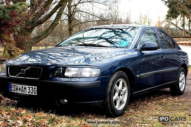 Volvo  S60 2.4 2000 Liquefied Petroleum Gas Cars (LPG, GPL, propane) photo