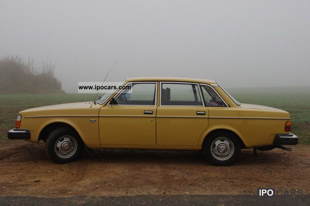 Volvo  244 1979 Vintage, Classic and Old Cars photo