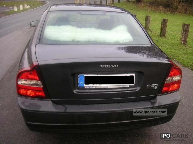 2001 volvo s80 t6 executive car photo and specs. Black Bedroom Furniture Sets. Home Design Ideas