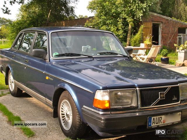 1988 Volvo  240 GLE Limousine Used vehicle photo