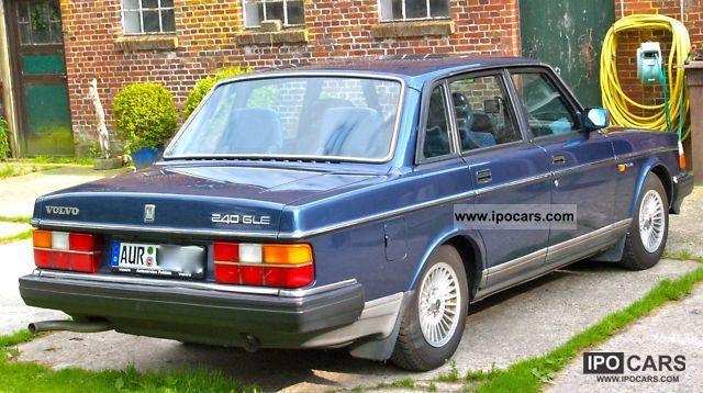 1988 Volvo 240 Gle