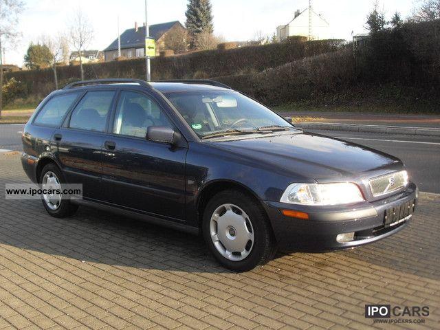 2002 Volvo V40 1 8 Gps U S Plus Eu Countries Klimaaut Car Photo And Specs
