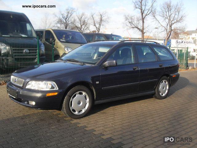 2002 Volvo V40 1.8, GPS (U.S. plus EU countries), Klimaaut. - Car Photo and Specs