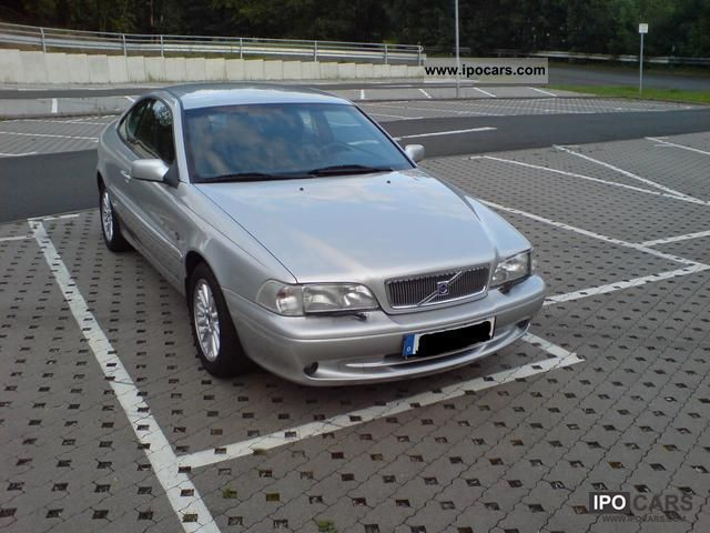 2000 Volvo C70 2 0t Sports Car Coupe Used Vehicle Photo 4