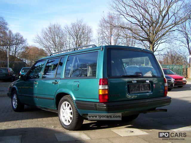1994 Volvo 2.0i 940 7 seats - Car Photo and Specs