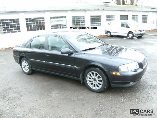 2001 volvo s80 2 4 car photo and specs. Black Bedroom Furniture Sets. Home Design Ideas