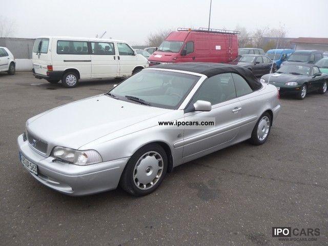 2002 Volvo  C70 T5 leather / heated seats / auto / etc .... Cabrio / roadster Used vehicle photo